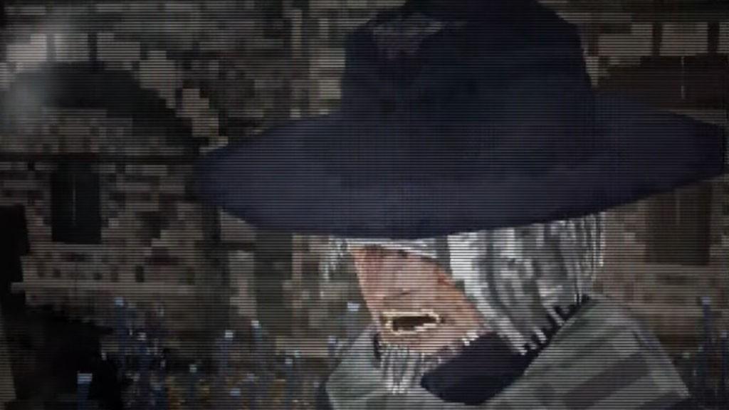 Bloodborne PS1 demake της μάχης με τον Father Gascoigne