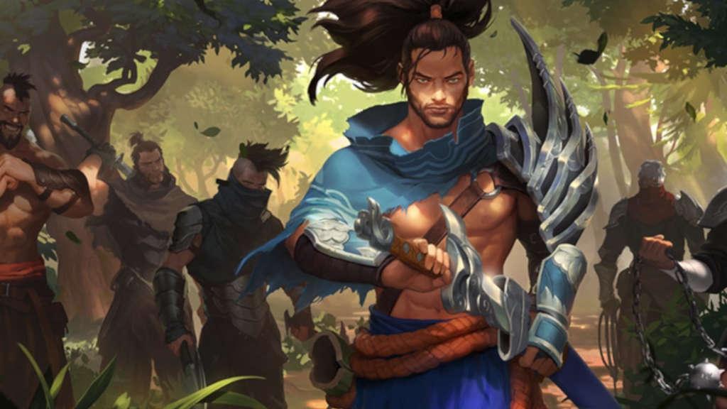 Legends of Runeterra preview