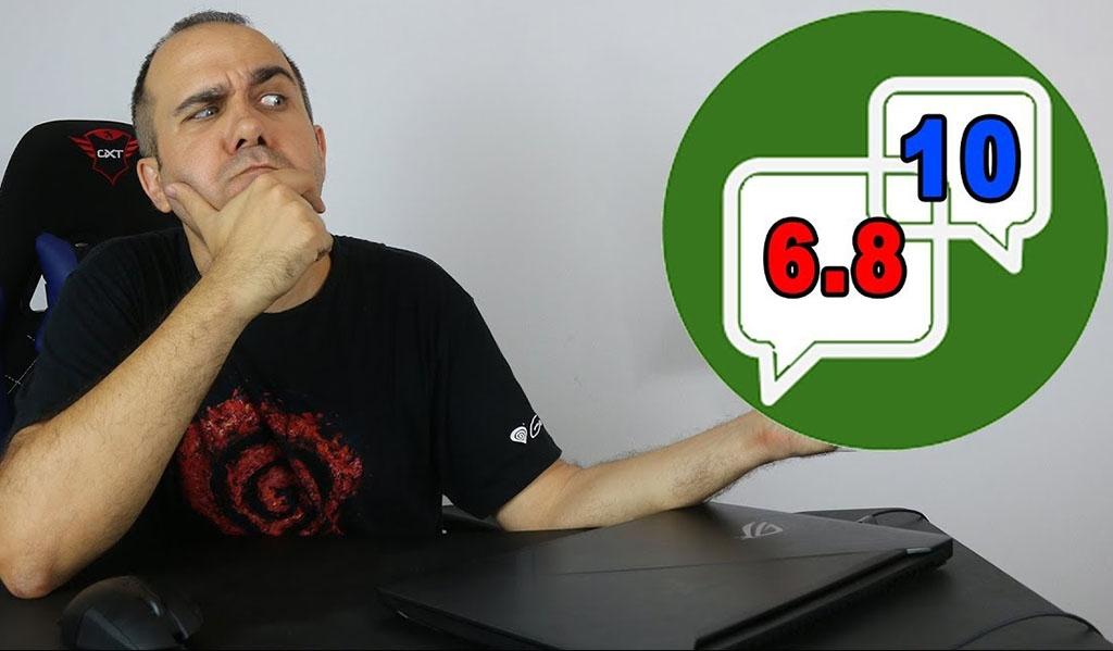 Editorial 16: Γιατί υπάρχει μεγάλη απόκλιση στα gaming reviews;