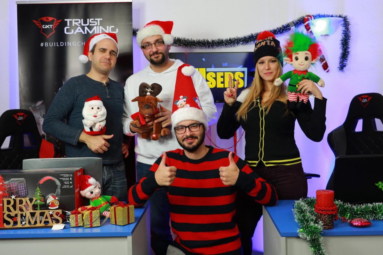 Users 15: Καλά Χριστούγεννα!