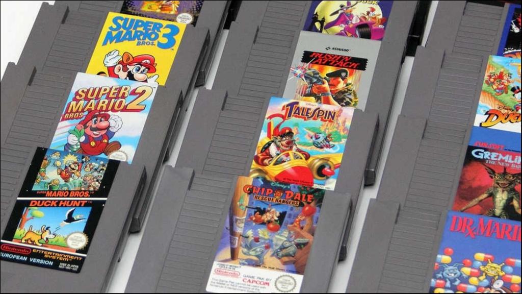 Επανακυκλοφορία retro games σε retail έκδοση από την Nintendo