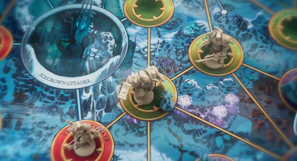 Επιτραπέζιο World of Warcraft: Wrath of the Lich King