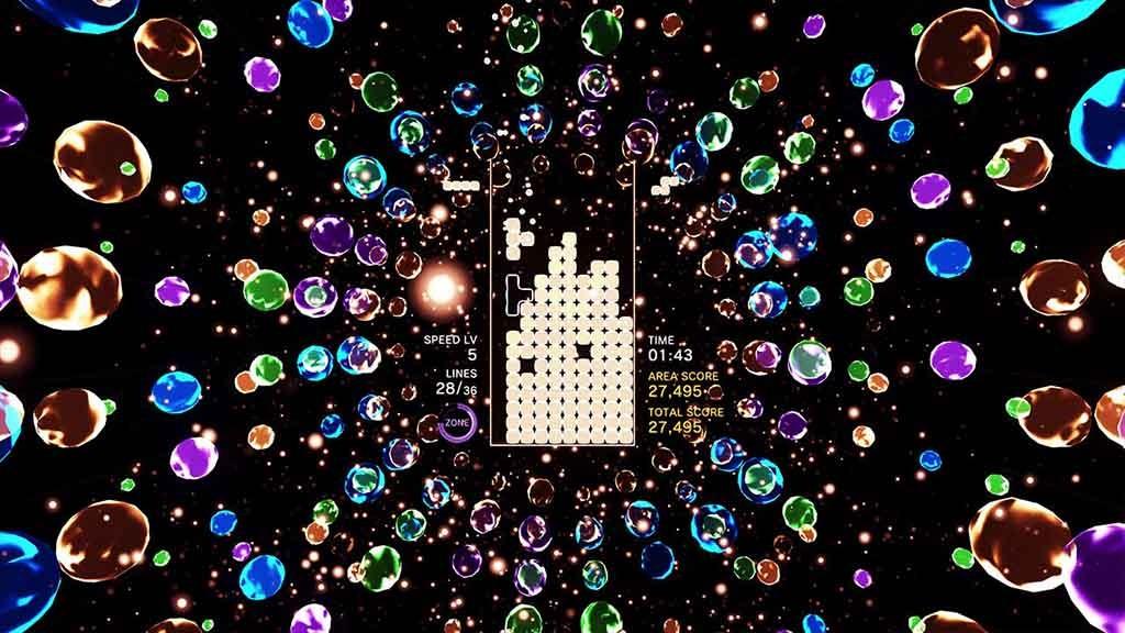 Το Tetris Effect: Connected έρχεται στο Steam