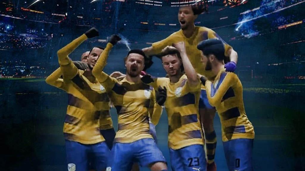 Ο ΑΠΟΕΛ eSports πρωταθλητής στο FIFA VPL Champions League