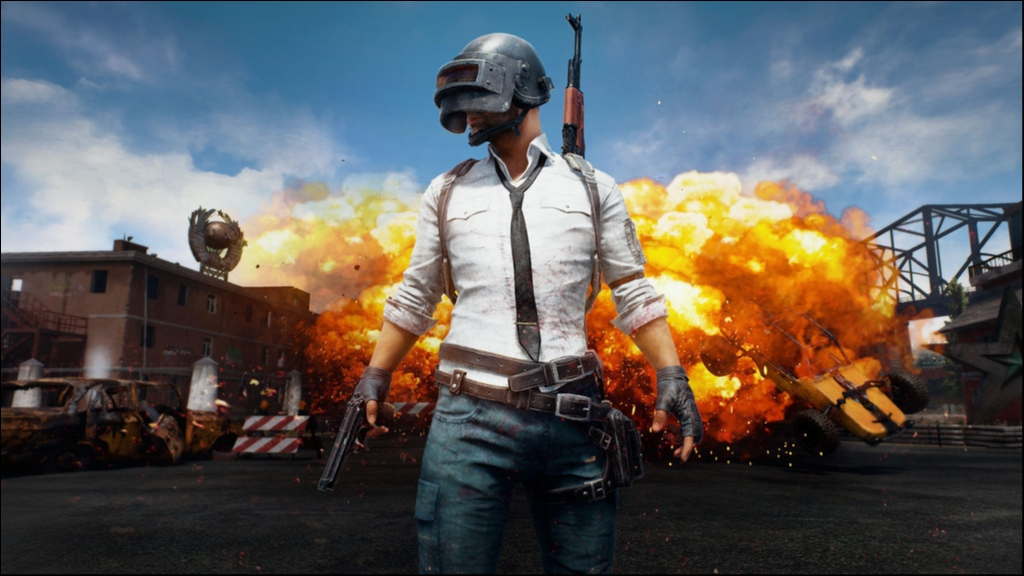 PlayerUnknown's Battlegrounds preview