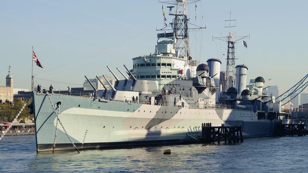 Η Wargaming σας επιτρέπει να παίξετε World of Warships σε πραγματικό πολεμικό πλοίο