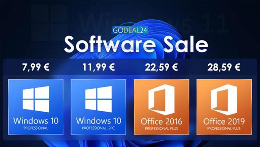 Πάρτε τα Windows 10 Pro με 7.99 και κάντε δωρεάν upgrade στα Windows 11!