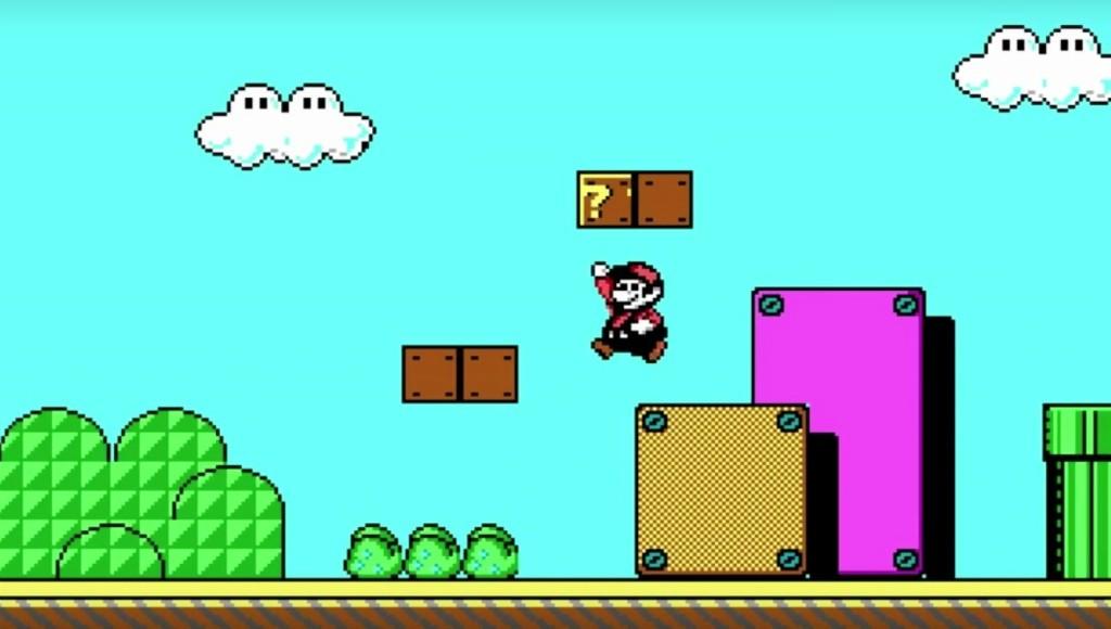 Super Mario Bros. 3 PC prototype