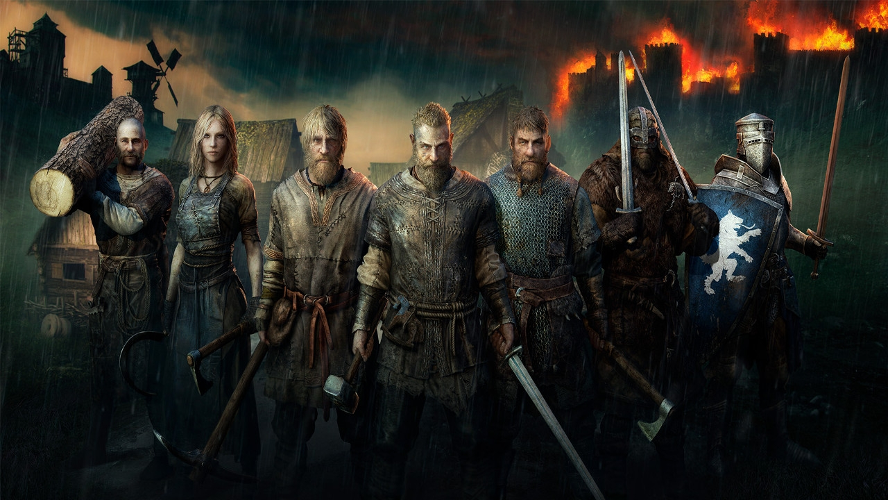 Life is Feudal: MMO preview