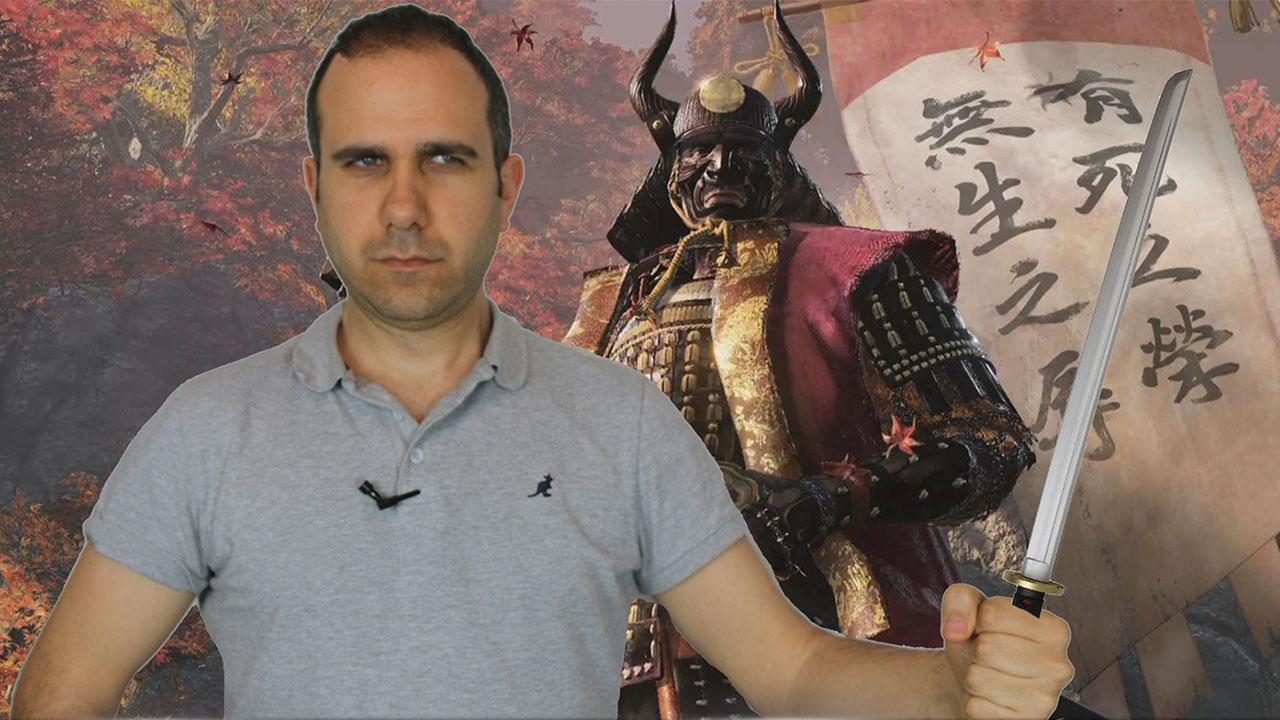 Sekiro: Shadows Die Twice video review