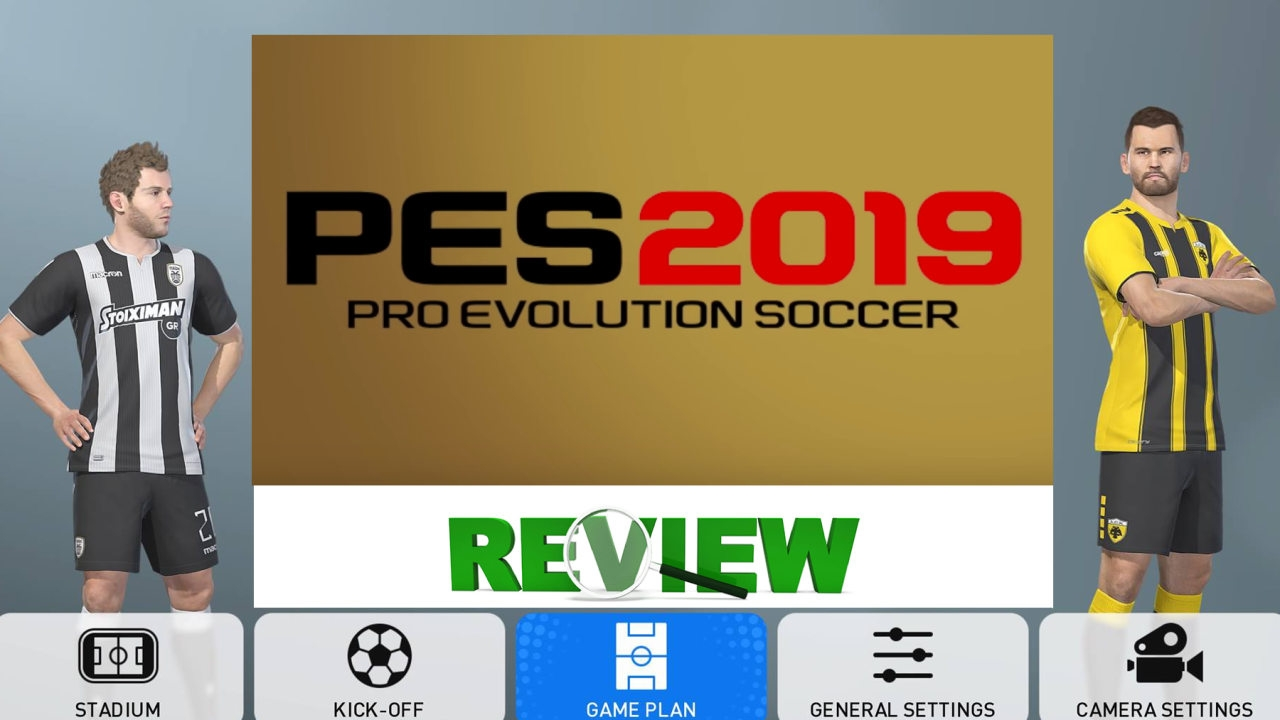 Pro Evolution Soccer 2019 video review