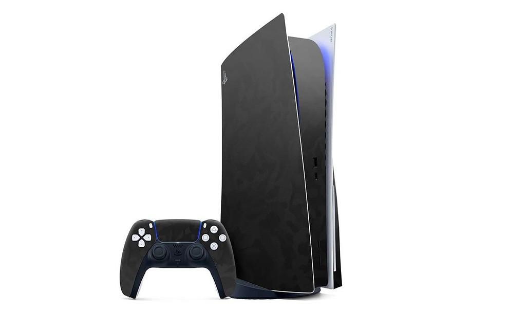 Διαγωνισμός:  Κερδίστε 2 PS5 Black Skins
