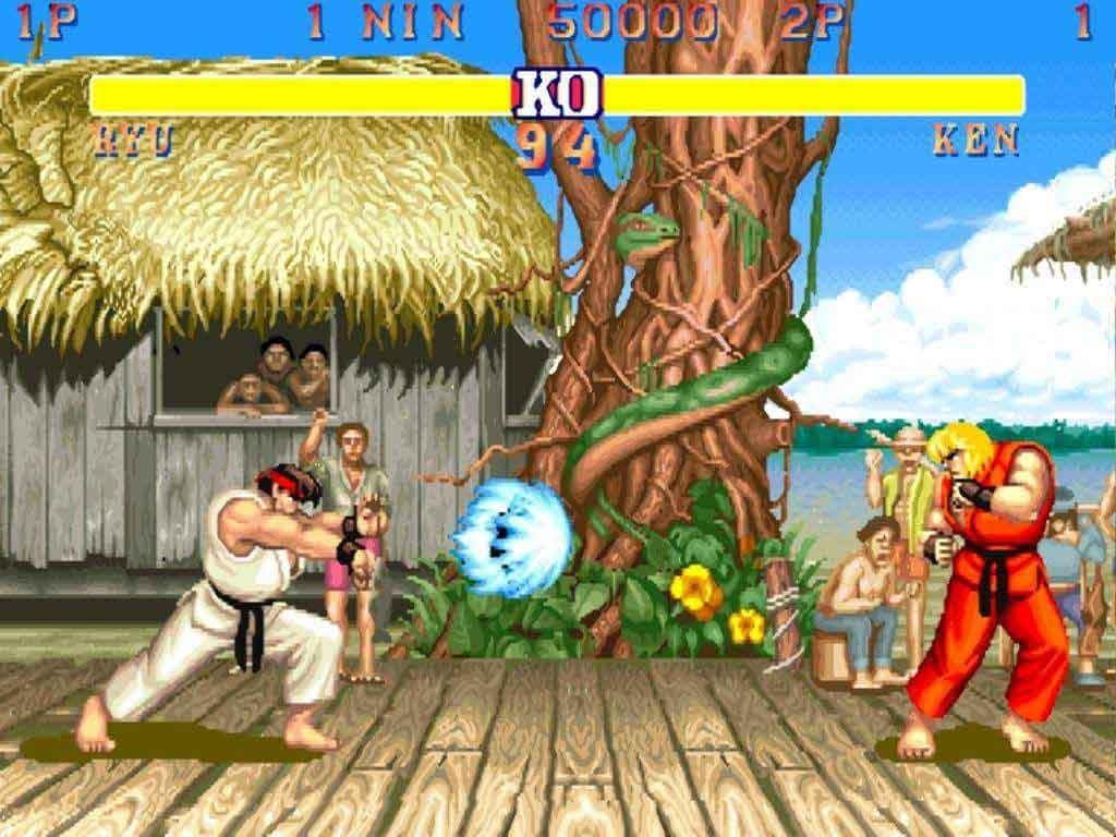 30 χρόνια Street Fighter 2