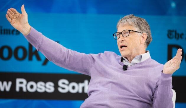 Ο Bill Gates παραιτήθηκε από το Διοικητικό Συμβούλιο της Microsoft