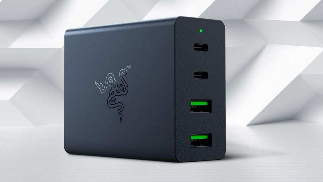 Φορτιστής Razer USB-C 130W Gan
