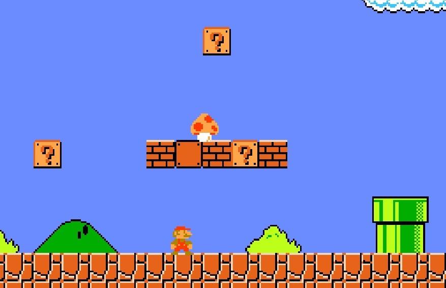 30 χρόνια Super Mario Bros.