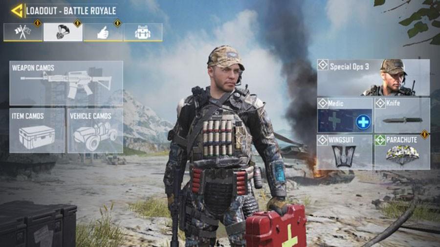 Η Activision έβγαλε DLC για το Call of Duty για να κάνει δωρεά σε Αμερικανούς βετεράνους τους στρατού