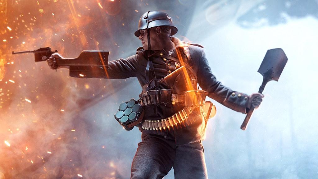Δωρεάν περίοδος για το Battlefield 1