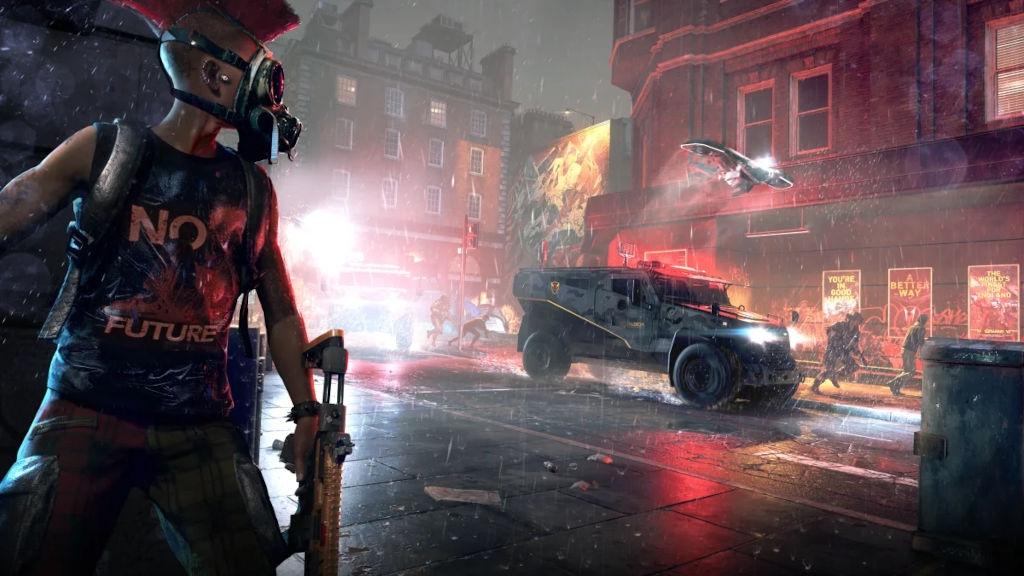 To Watch Dogs: Legion προκαλεί υπερθέρμανση στο Xbox One X