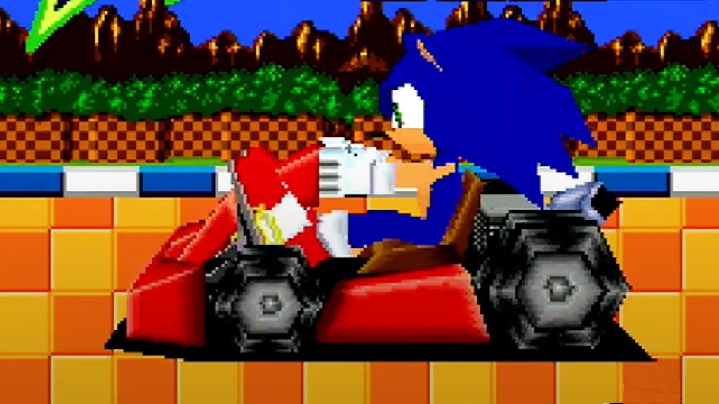 Sonic Kart 3DX