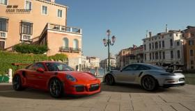 Το Gran Turismo Sport always online