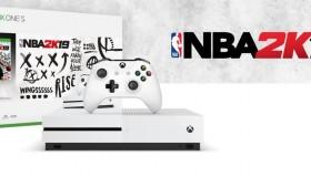 Xbox One S NBA 2K19 bundles