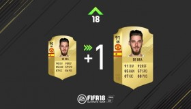 Fifa 18 Ratings Upgrades: Boosting σε πολλούς παίκτες