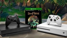 Δωρεάν το Sea of Thieves με αγορά του Xbox One X