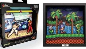 Pixel Frames για τους Retro Gamers