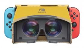 Nintendo Switch VR μέσω του Labo Kit