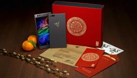 Razer Phone 2018 Gold Edition