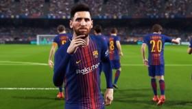 Pro Evolution Soccer 2018 Lite