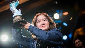 Η VKLiooon έγινε η πρώτη γυναίκα παγκόσμια πρωταθλήτρια στο Hearthstone