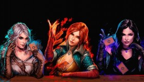 GWENT: The Witcher Card Game gameplay video