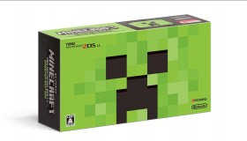 2DS Minecraft Edition από την συνεργασία Microsoft και Nintendo