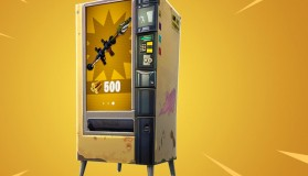 Fortnite Vending Machines και Easter Egg Launcher