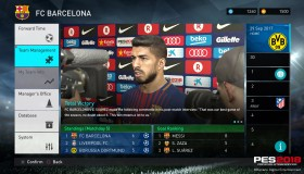 Pro Evolution Soccer 2018 Data Pack 1