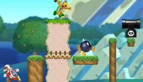 Newer Super Mario Bros. Wii και DS