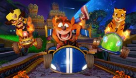 Crash Team Racing Nitro-Fueled gameplay videos