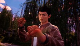 Shenmue 3 gameplay videos