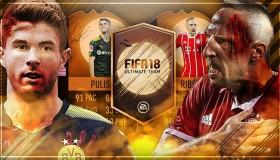 FIFA 18 Ultimate Scream