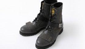 Μπότες, σακίδιο, μπουφάν και ρολόι Metal Gear Solid