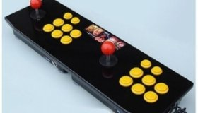 Retro Gamers #1: Double Arcade Pro Fighting Stick