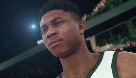 Ο Γιάννης Αντετοκούνμπο στο NBA 2K18