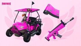 Fortnite Valentine Event
