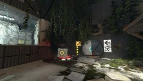 Portal 2: Destroyed Aperture mod