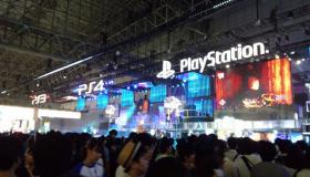 H Sony στο Tokyo Game Show 2015