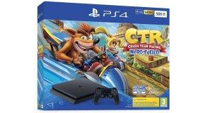 Crash Team Racing: Nitro-Fueled PS4 bundle
