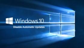 Τα Windows 10 δεν θα κάνουν update και restart όποτε θέλουν
