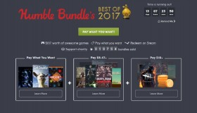 Humble Bundle's Best of 2017